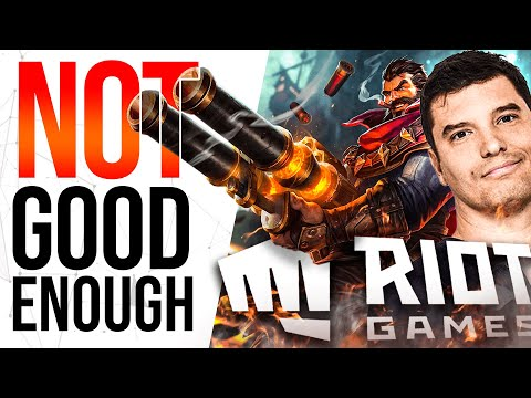 Riot's $400m Problem! Intel Have A NEW Plan For Gamers & The Strange Money Of Outriders