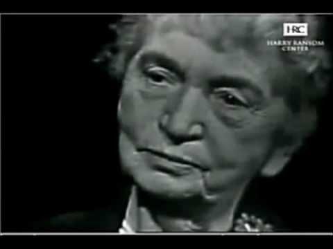 Margaret Sanger Interview