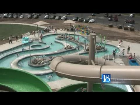 Aquatic Center Opens In Prophetstown State Park Youtube