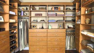 Collection Of Walk-in Closet Storage !
