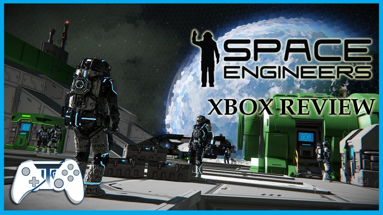Space Engineers Xbox Review (Video Game Video Review)