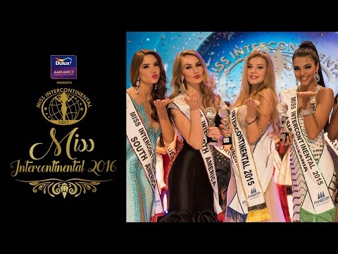 Miss Intercontinental 2016 conceptualized by Cinnamon Hotels & Resorts