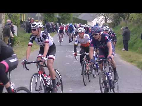 Tour de Bretagne 2018 - étape 5 - COLPO (56) / PLANCOËT (22)