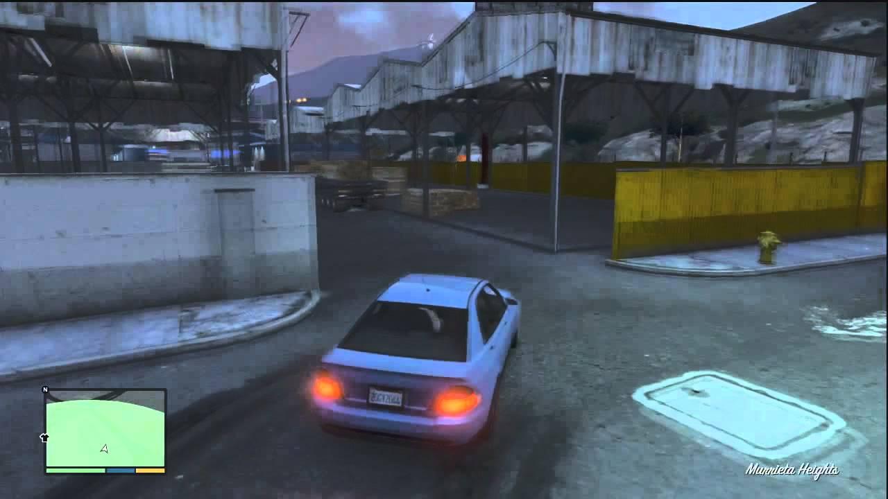 Gta 5 Gras Geheimverstecke Hier Findet Ihr Die Autos Fur Barry