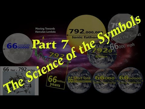 Science of the Symbols Part 7 - Ancient Astronomy, Temples & Measures