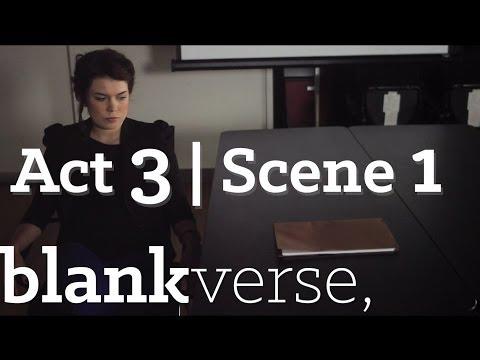 Blankverse | Act 3, Scene 1