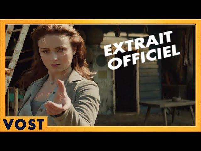 X-Men : Dark Phoenix | Extrait [Officiel] Magneto & Jean Grey VOST | 2019