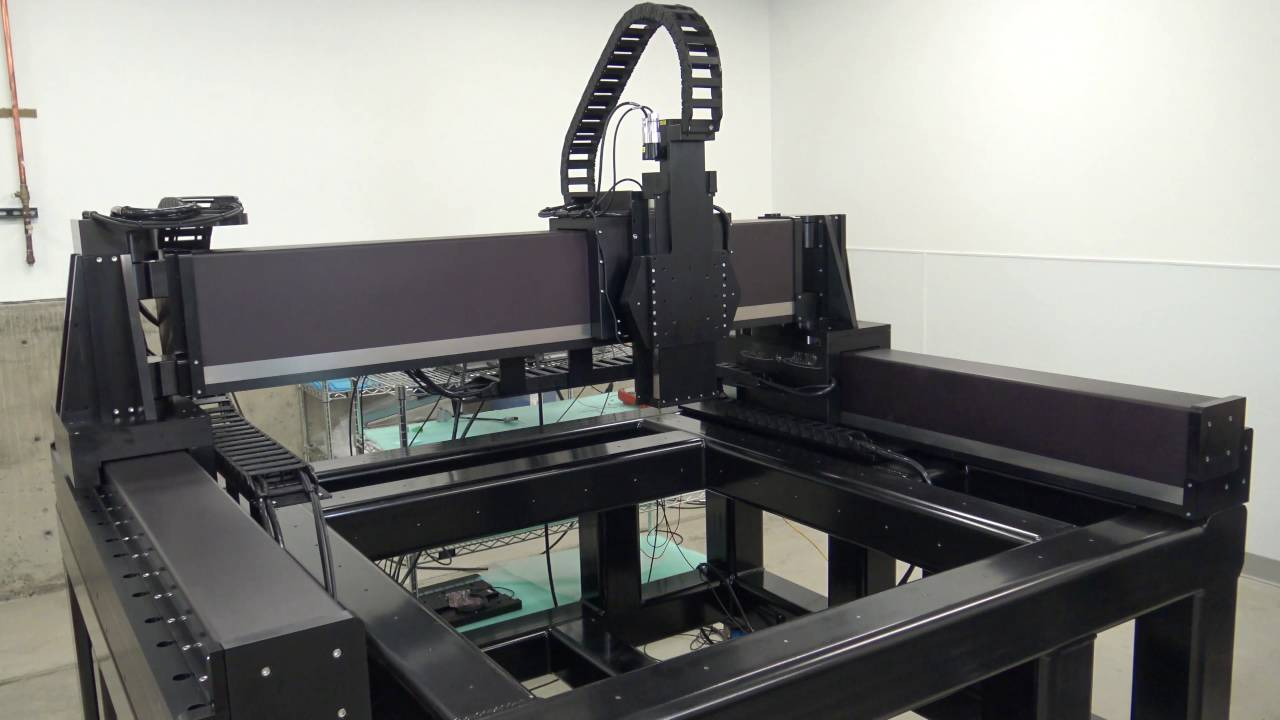 High Speed Precision Gantry