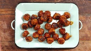 Sweet-and-Sour Meatballs  Southern Living