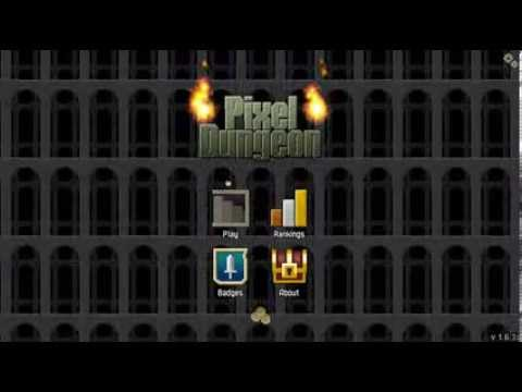 Pixel Dungeon Full Playthrough - Warrior (Part 1)