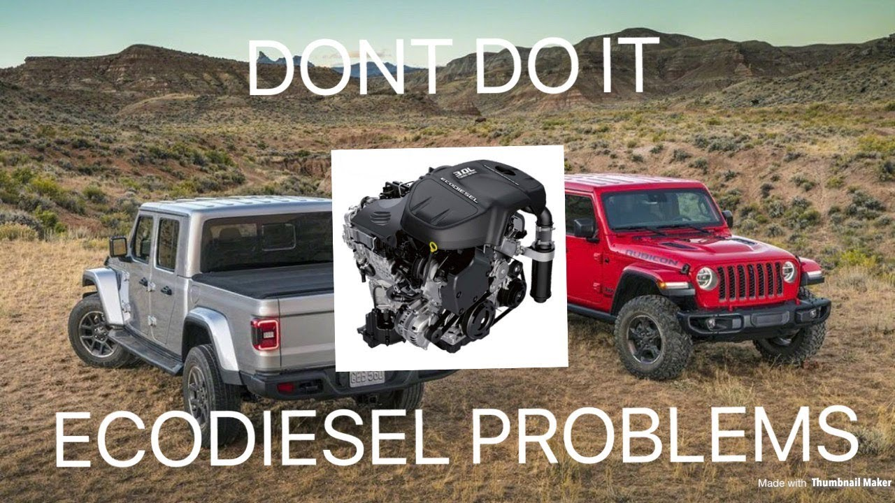 WHY YOU SHOULDN'T WAIT FOR THE DIESEL WRANGLER JL OR GLADIATOR