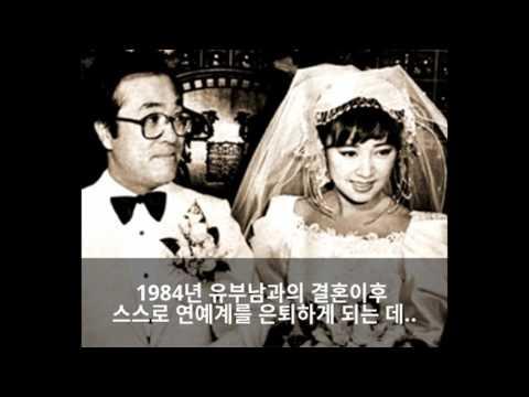1970년대 최고의 미녀, 영화배우 정윤희