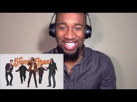 The O' Jays - Love Train (Home Free Cover) Reaction