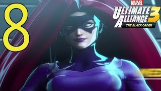 Marvel Ultimate Alliance 3: The Black Order Walkthrough Gameplay  Part 8 : Attilan
