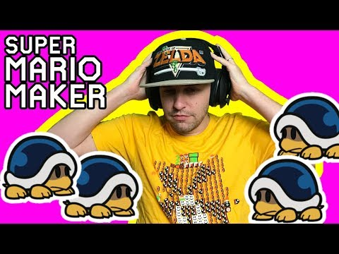 That Level Was ROUGH! Mario Maker