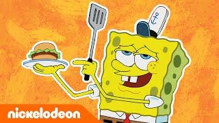 SpongeBob Schwammkopf   Krabbenburger-Momente 2   Nickelodeon Deutschland
