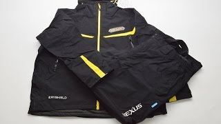 SHIMANO NEXUS · DS Protective suit RT-125M Yellow Size 3XL 64613