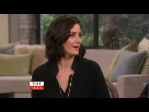 CarrieAnne Moss  The Talk