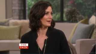 Carrie-Anne Moss - The Talk