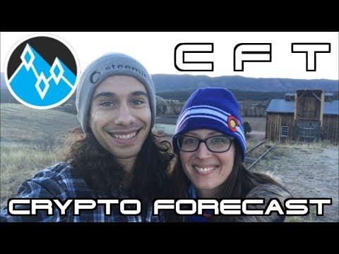 📉 Crypto Forecasting (CFT) : Algorithm-Powered Blockchain Price Action Forecasting 📈