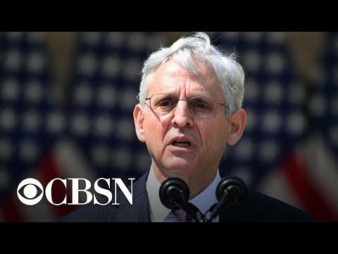 How Attorney General Merrick Garland is erasing Trump-era DOJ policies