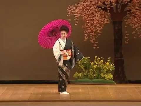 新日本舞踊「関東春雨傘」(翔彩弥菊)翔晟会