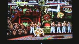 Game Review - Fatal Fury Battle Archive Vol. 1 (PS2)