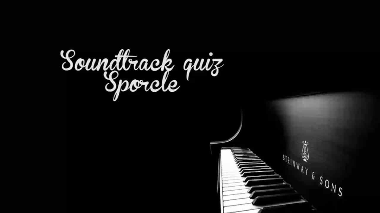 Movie soundtracks Quiz - By toonvdg