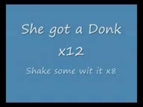Souja Boy     DONK     Lyrics   YouTube