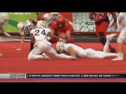 Montana State Bobcat football trusting the process