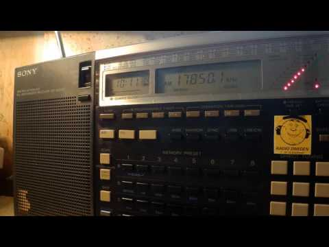 10 09 2016 HSK9 Radio Thailand World Sce in Thai to ME 1010 on 17850 Udorn Thani plus other carrier