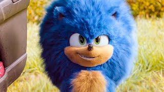 SONIC: THE HEDGEHOG - 6 Minutes NEW Sneak Peeks + Trailer (2020)