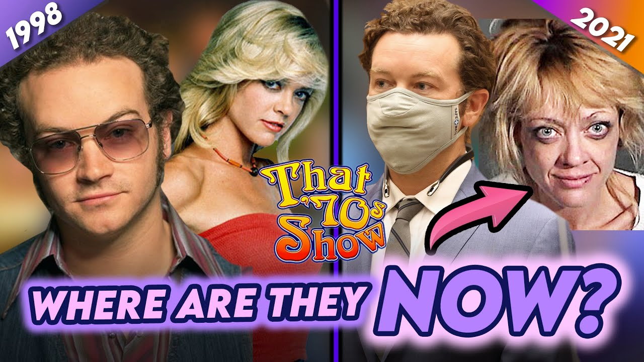 Download That 70s Show | Where Are They Now? Danny Masterson, Lisa Robin Kelly, Tanya Roberts & more...