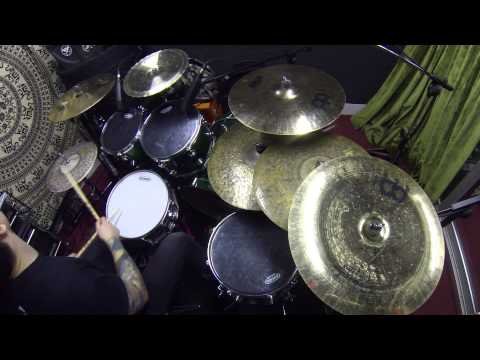 Craig Reynolds Drums - Jazz Fusion/Funk - Dave Weckl Hip-Hop