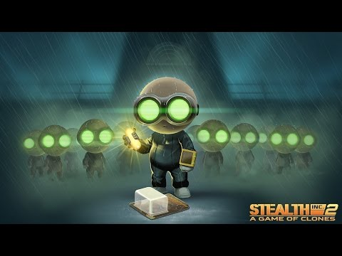 Stealth Inc 2: A Game Of Clones |