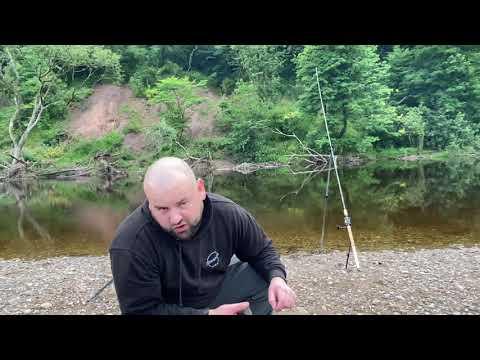 Barbel Fishing River Ribble