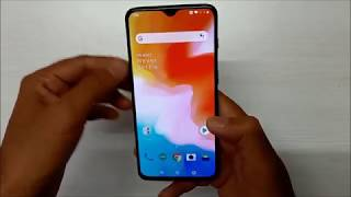 OnePlus 6T Unboxing and Review