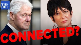 New photos reveal Bill Clinton posing with Jeffrey Epstein's alleged madam