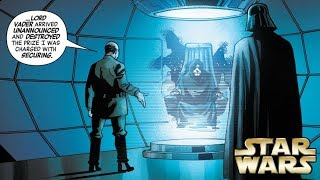 When an Imperial Governor Snitched on Darth Vader to Palpatine [Canon] - Star Wars Explained