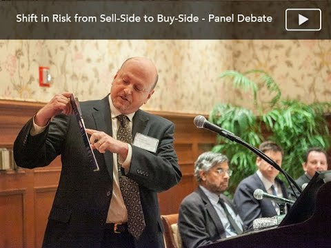 Shift in Risk From Sell-Side to Buy-Side - Quantifi Risk Conference, NYC
