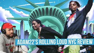 Adam22's Rolling Loud NYC Review
