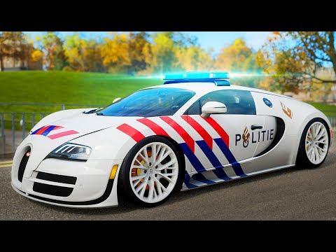 DE SNELSTE POLITIE IN DE WERELD! - Forza Horizon 4 (Nederlands) thumbnail