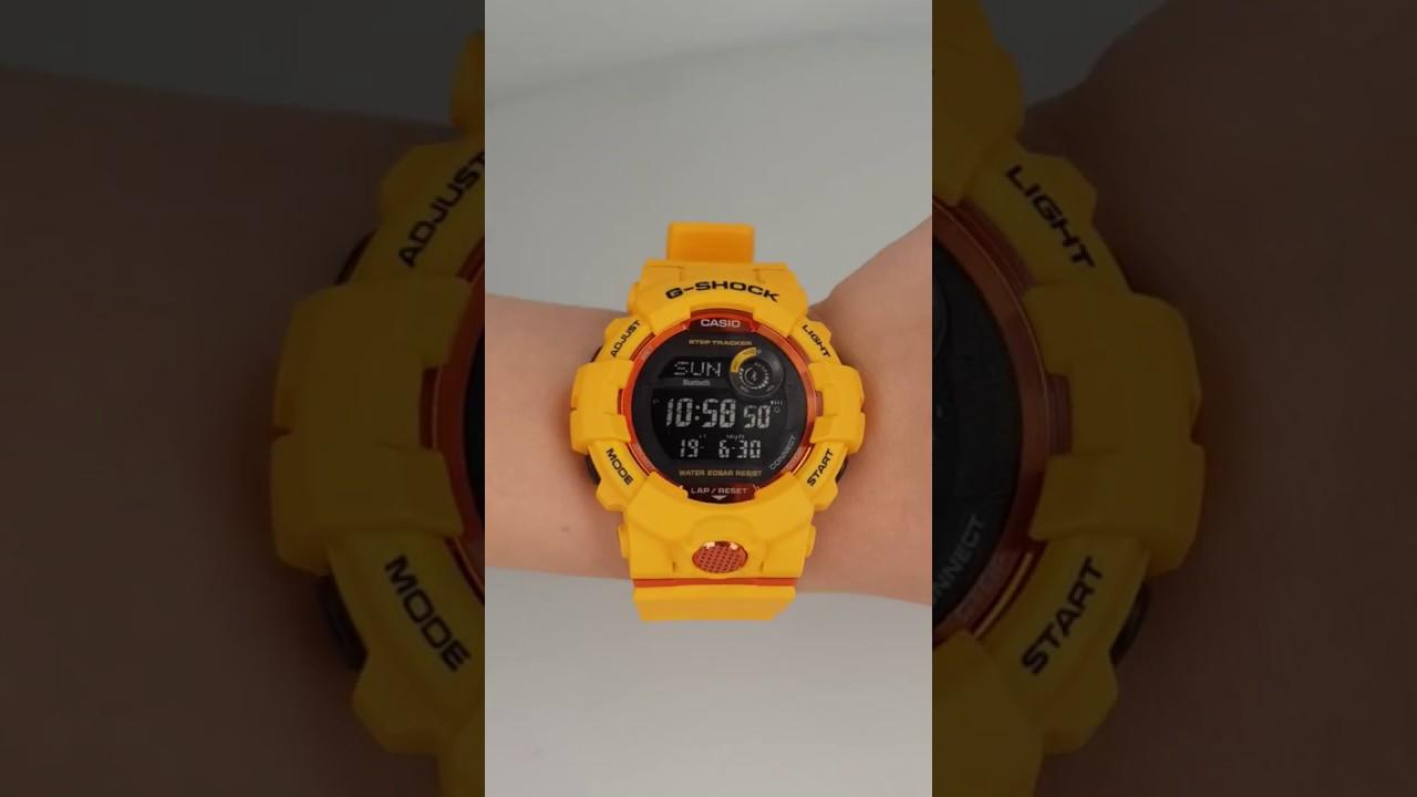 WatchO.co.uk - Casio G-Shock G- Squad Digital Step-tracker GBD-800-4ER –  Pre-Launch Teaser a8e93628a1e