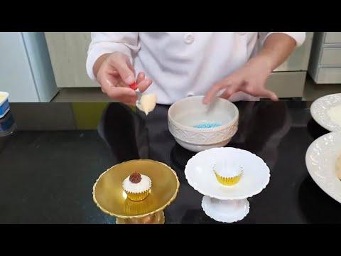 Curso grátis de brigadeiros gourmet (online)
