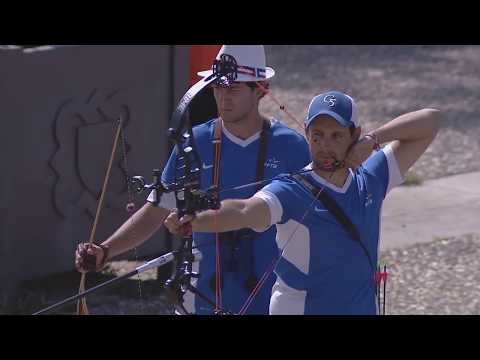France - Italie | Bronze équipes hommes - World 3D 2017