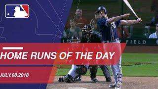 Home Runs of the Day: July 8, 2018
