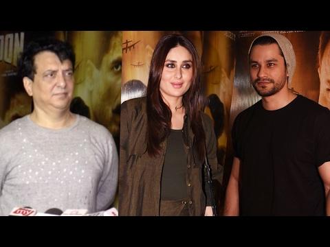 Bollywood Celebs Watch Shahid Kapoor And Saif Ali Khan's Rangoon At A Special Screening
