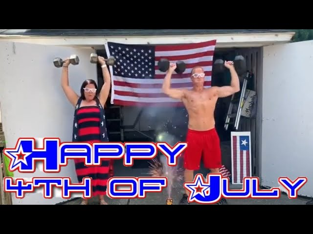 Happy 4th! Fireworks & Shoulder Presses with Mrs. Wise (Wise Eats Podcast Clip from Episode 23)