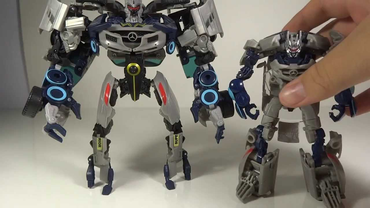 Transformers Dark of the Moon DOTM Deluxe Soundwave Toy ...