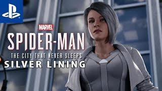 DRONY RAZ!☠ Marvel's Spider-Man: The City That Never Sleeps #2   PS4   SILVER LINING